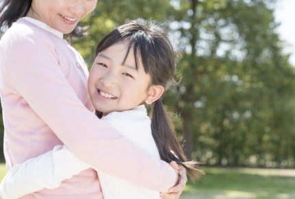 最近子どもを抱きしめてる?ママと子どもの「スキンシップ」とは
