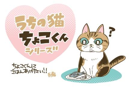 「ちょこくんにご飯をあげたい娘」 #うちの猫ちょこくんシリーズ