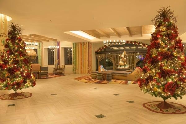 東京ディズニーセレブレーションホテル: ディスカバーのデコレーション