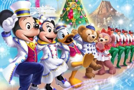 東京ディズニーシー初登場のショーは必見!今から待ちきれない「ディズニー・クリスマス」は11月8日(木)から12月25日(火)まで