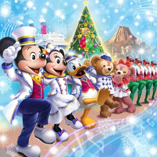 01_東京ディズニーシー「ディズニー・クリスマス」