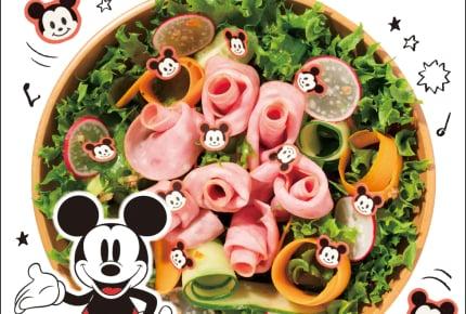 子どもの「食べる」意欲がアガる!?料理にキャラクターをトッピング「キャラフル」が発売中
