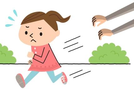 子どもが不審者に出くわしたらどう行動する?子どもの身を守る「いかのおすし」とは