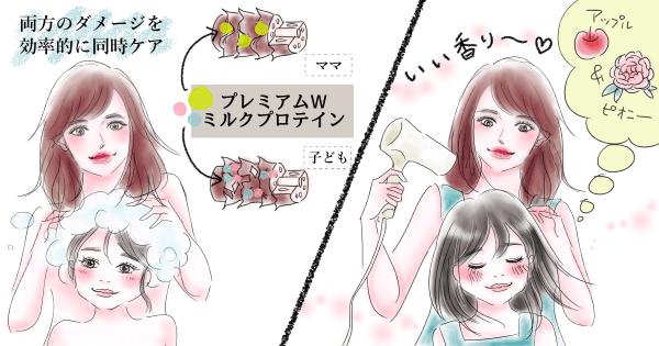 【クラシエ様】イラスト4