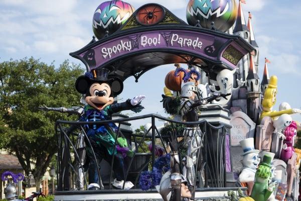 """スプーキー""""Boo!""""パレード/Spooky """"Boo!"""" Parade"""