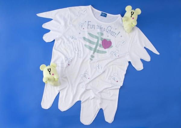 ぬいぐるみ 各1,500円  Tシャツ レディース3,100円 メンズ 3,300 円