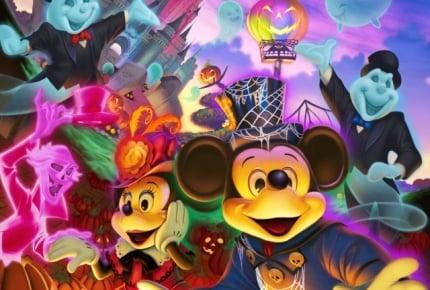 東京ディズニーランドで10月31日(水)まで「ディズニー・ハロウィーン」を開催中!2018年もフル仮装で入園できます
