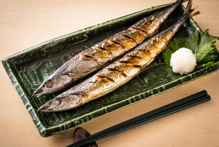 「秋刀魚の塩焼き」に合うおかずといえば何?美味しい秋刀魚の選び方は?