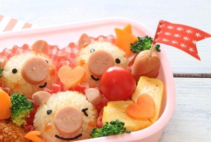 海外の子どものお弁当は驚くほど「簡単シンプル」 。マネしてみたら……子どもの反応は?