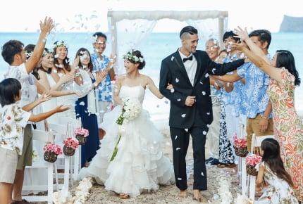マイホーム購入のため節約の日々。友人の結婚式で旦那だけハワイ旅行はアリ?