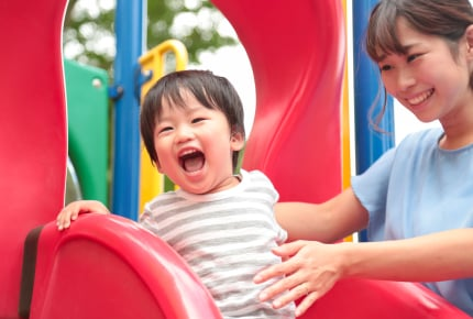 毎日子どもと公園に行かなきゃダメ?いいえ、肩の力を抜くのが子育てのポイントです