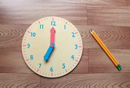 「30分ってどのくらい?」聞かれたらどう答える?時間感覚を身につけさせるためのママたちの工夫