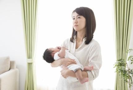 他の子は寝ているのに我が子だけ「抱っこマン」?不安な新米ママへのアドバイスとは