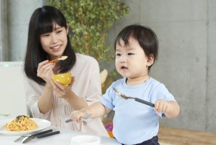 """「離乳食づくり頑張らなくてもいいですか?」ママたちおすすめの""""かんたん離乳食""""とベビーフードの意外な役割"""