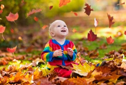 秋生まれは「秋らしい名付け」に?9月生まれの赤ちゃんの名前ランキングTOP10