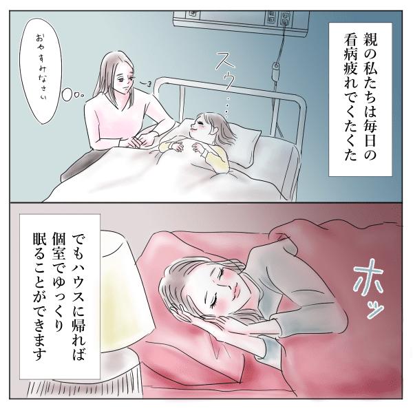 【マクドナルドハウス】漫画5