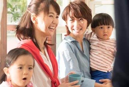 40歳で第一子。高齢出産で周りのママとやっていけるか不安なママへのアドバイスとは?