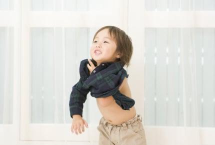 子どもが服を汚したけど着替えを持ってなくて後悔!かさばる子ども服、持ち歩かなくてよくなるのは何歳ごろ?