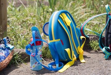 園に持たせる水筒がほかの子のものと同じ柄!子どもが見つけやすい「目印」のつけ方とは?