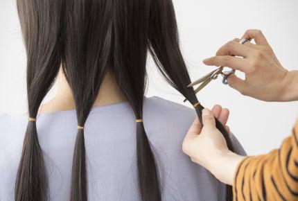 子どもの髪が誰かの役に立つ!切った髪を寄付して社会貢献「ヘアドネーション」とは