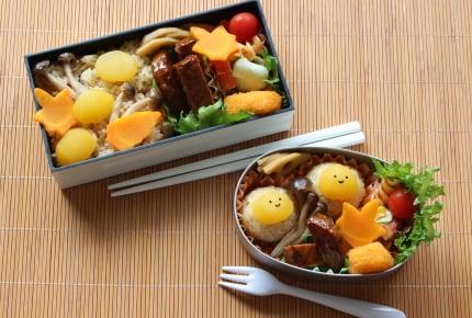 秋らしいご飯やお弁当を作りたい!どんな食材使ったら季節感も味わえる?