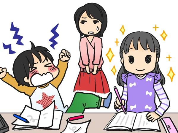 やら 宿題 息子 を ない 【宿題やる気ない息子】親が変わったら子供も変わった!