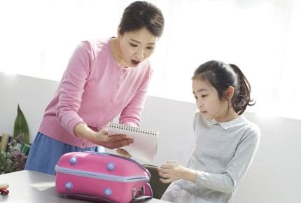 """朝ボーっとして登校時間ギリギリ!子どもの""""のんびり屋""""を克服する対策とは?"""
