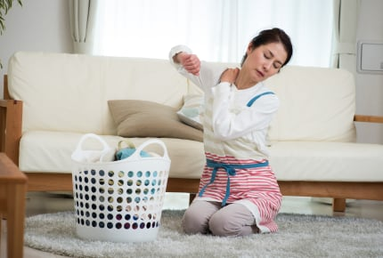 旦那に「自分の洗濯物だけでも畳んでほしい」と頼んだのにやらない!洗濯物を畳まなくていいお手軽な方法とは?