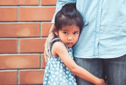 我が子の内向的な性格はママが原因?大人しい子どもを持つママが気をつけたいことは