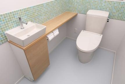 トイレの新常識!トイレマットもスリッパも便座カバーも全部いらない!?