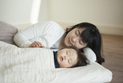 子どもは何歳から一人で寝るようになるの?寝かしつけの必要がなくなる年齢は?