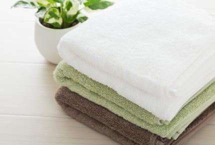 家で使うタオルは色や柄をそろえていますか?バラバラのタオルに統一感を出すママたちの工夫とは