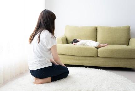 体調不良が続き子どもを外に連れていけないと悩むママ。寄せられたアドバイスとは