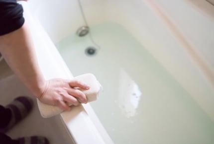 カビだらけのお風呂掃除をラクしたい!お湯と水でキレイをキープする方法とは?