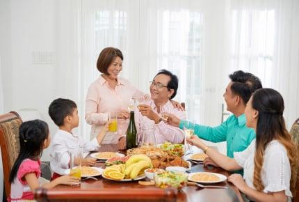 自分だけに用意されていないお寿司……姑と小姑からのあからさまな意地悪に嫁が取るべき対応は?