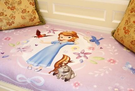 「ちいさなプリンセス ソフィア」の客室が2019年4月7日~7月8日限定で、東京ディズニーランド®ホテルに登場!