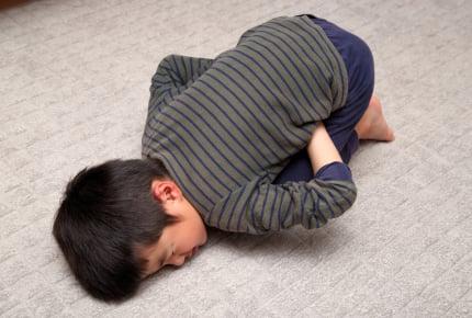 毎回号泣しながらウンチと格闘!子どもの「便秘」の原因と生活習慣の見直しとは?おすすめの食材もご紹介