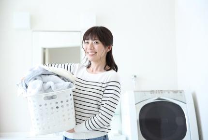 「朝」ではなく「夜」に洗濯するママたち。夜の洗濯のメリット・デメリットとは
