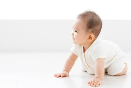 赤ちゃんがハイハイしない。大丈夫と言われてもやっぱり心配だったママが10年後に思うことは?