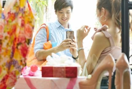 旦那と買い物に出掛けると疲れる……デート気分が味わえる良い対処法は?