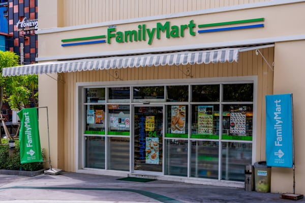 Family Mart convenience store
