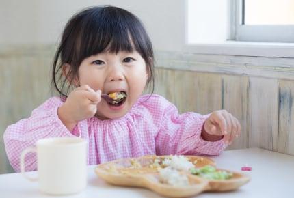 5歳の娘が食欲旺盛すぎる!食べ方と食事内容を見直すことで解決方法を探そう