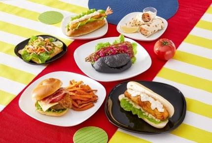 ボリューム満点のハンバーガーや黒い鯖サンドなどが初登場!2019年2月21日(木)からイケアの「ハンバーガー&サンドイッチ フェア」がスタート!