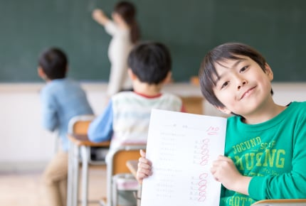 文章問題ちゃんと読んでいるの!?ケアレスミスでの減点が多い小学生への対策