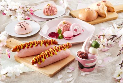 春のイケアは2019年2月28日(木)から期間限定「桜フェア」を開催。桜色のメニューが咲き誇る!