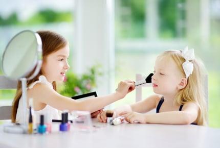 素顔が一番可愛いのに……化粧をしたがる娘に、どこまでメイクさせて良いですか?