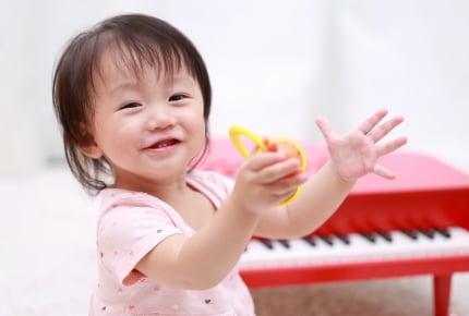 聴覚の発達のピークは早い!?絶対音感を身につけるなら「3歳まで」が重要