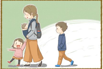 長男と2人きりですごした日に言われた「ママを独り占めできて嬉しかった」