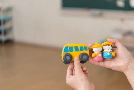 子どもがバス通園のママの身だしなみ……すっぴんパジャマorしっかりメイクでお出かけ着?