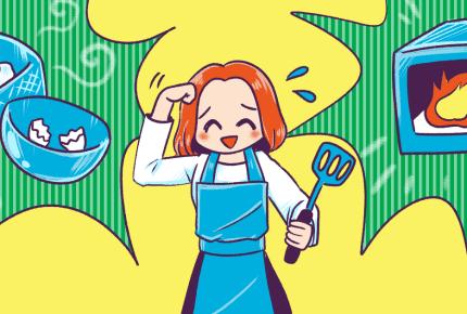 「炊飯器のタイマーが……」お疲れママたちの「家事の失敗」エピソード
